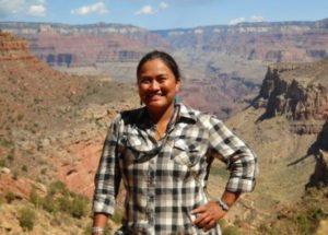 Tribal Climate Change Program's Nikki Cooley